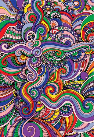 Abstract pattern.Vector Иллюстрация