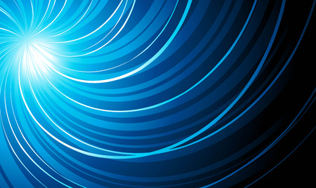 Abstract background of spiral lines