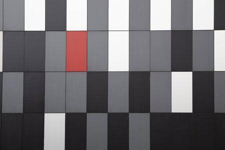Cladding texture of building exterior Фото со стока