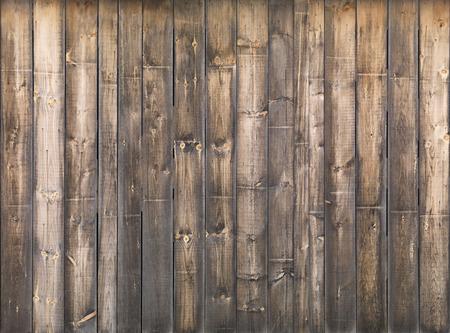 高解像度の古い木製の壁テクスチャ