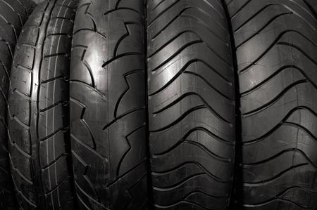 Photo du Racing pneus moto Horizontal abstraite close-up texture fond Banque d'images - 28793829