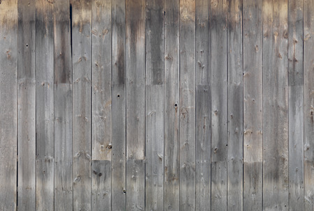 Gray weathered wooden wall texture background