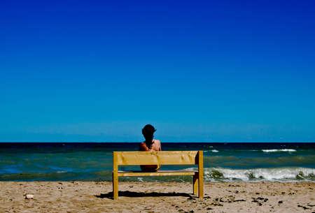 soledad: la soledad junto al mar