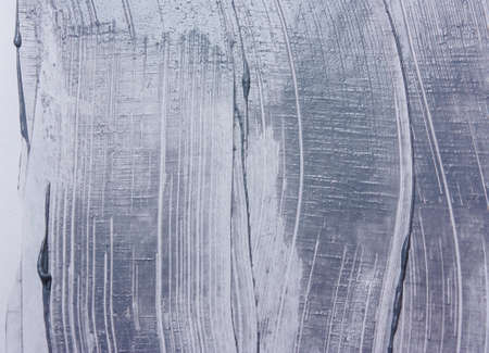 Abstract gray grunge background.Black and white texture.