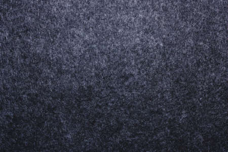 Horizontal dark gray felted warm texture. Soft wool fabric.minimal copy space