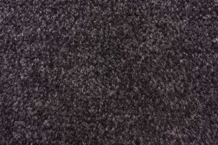 Horizontal dark gray warm, Soft wool fabric Stockfoto - 116122627