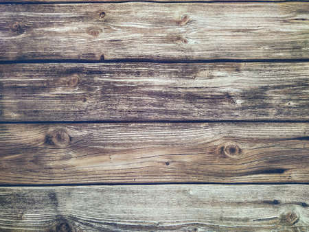 Background of wooden horizontal planks Reklamní fotografie