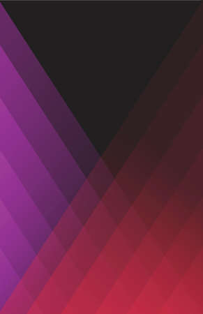 Modern red and purple background illustration design