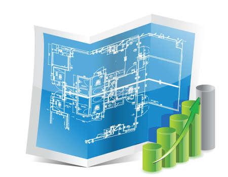Modèle et le design graphique illustration sur fond blanc Banque d'images - 17250267