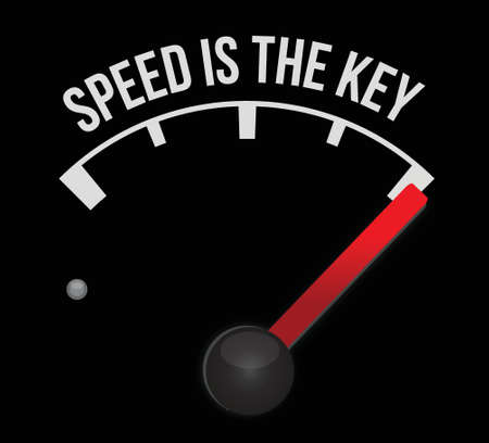 meter scoring speed is the key illustration design