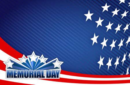 記念日赤白と青のイラスト デザイン グラフィックの背景