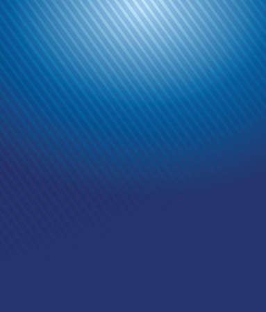 brushed aluminum background: blue gradient lines pattern illustration design background Illustration