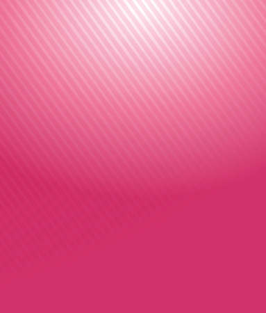 brushed aluminium: pink gradient lines pattern illustration design background Illustration