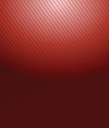 brushed aluminium: red gradient lines pattern illustration design background Illustration
