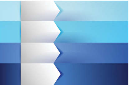customizable blue texture Banners Infographics illustration design Stock Vector - 20510646