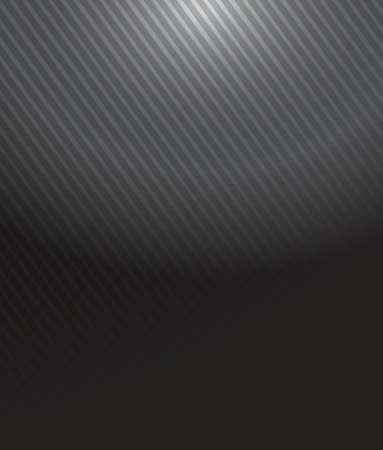 metal pattern illustration over a black background Stock Vector - 20530486
