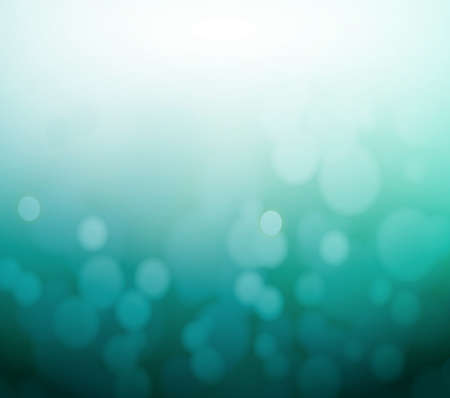illustration design of soft colored aqua abstract background