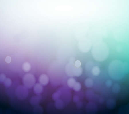 illustration design of soft colored purple and aqua abstract background