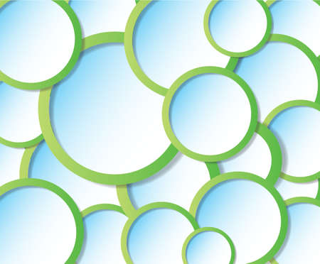 communication, text circles bubbles illustration design background Stock Illustration - 20530722