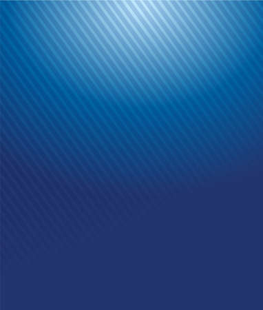 blue gradient lines pattern illustration design background Stock Photo