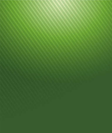 green gradient lines pattern illustration design background Stock Illustration - 20530757