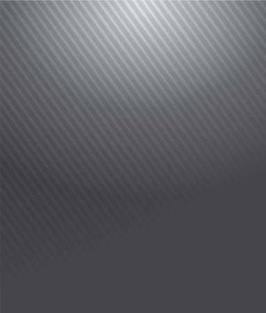 titanium: grey gradient lines pattern illustration design background Stock Photo