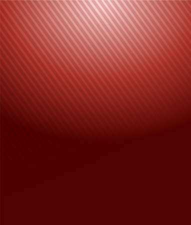 red gradient lines pattern illustration design background Stock Illustration - 20530760