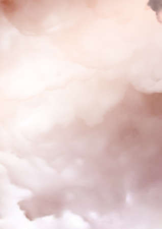 bronze Fog and clouds texture illustration design Imagens