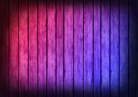red and blue wood panels texture surface background photo