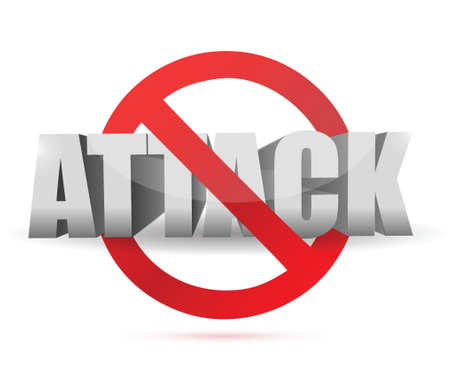Antivirus concept illustration design over a white background Stock Vector - 20760651