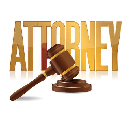 abogado: abogado arroba dise�o ilustraci�n ley sobre un fondo blanco Vectores