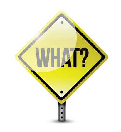 indeciso: lo que muestra el dise�o ilustraci�n de la carretera sobre un fondo blanco