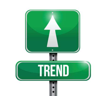 reforming: trend sign illustration design over a white background