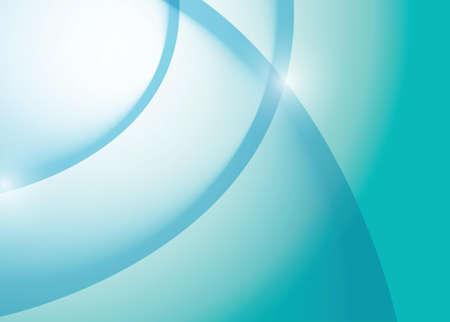 aqua wave lines graphic illustration design background
