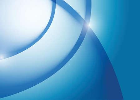 blue wave lines graphic illustration design background