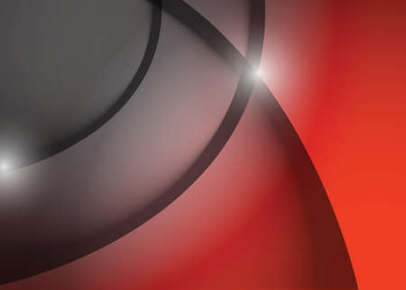 fondos: grey and red wave lines graphic illustration design background