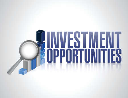 bonds: investment opportunities. business concept illustration design over a white background