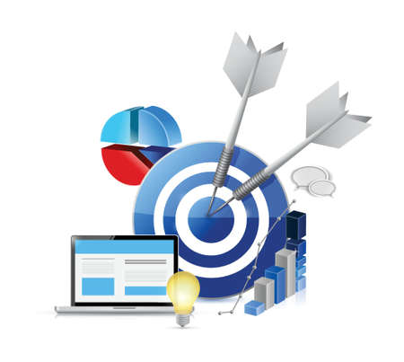 business: business icons and economy illustration design over a white background