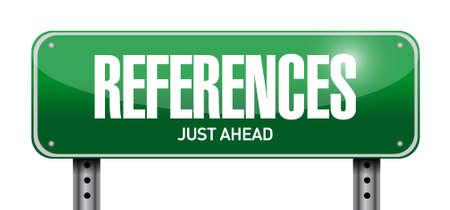 advertiser: riferimenti cartello stradale concetto illustrazione grafica Vettoriali