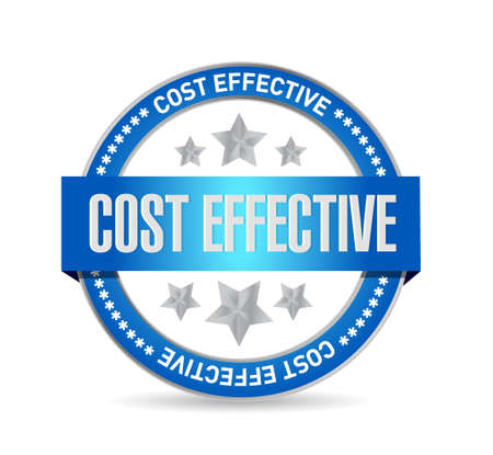 product signal: Cost effective seal sign concept illustration design graphic