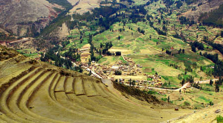 urubamba valley: Sacred Valley of the Incas Urubamba Valley.. It is located in the present-day Peruvian region of Cusco.