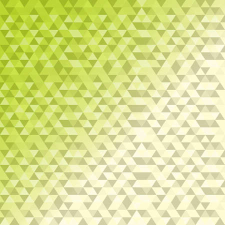 diamond background: triangle shape pattern green background illustration design graphic Illustration