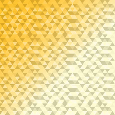 triangle shape pattern orange background illustration design graphic