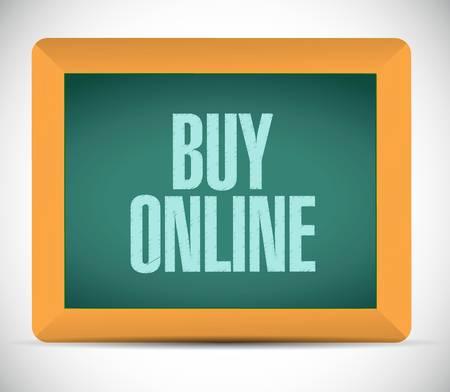 buy online chalkboard sign illustration design graphic