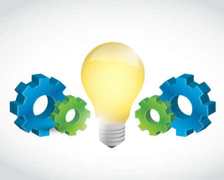 E-mail Online Communication Message Technology Concept illustration design graphic