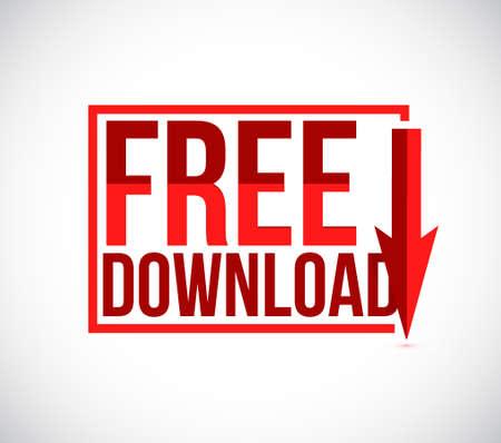 gratis te downloaden pijl illustratie teken grafisch geïsoleerde over wit