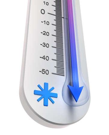 shortfall: Thermometer : Temperature decline
