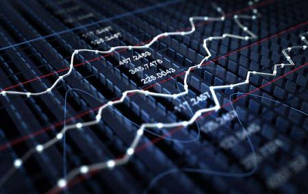 bolsa de valores: Bolsa gr�fico de fondo