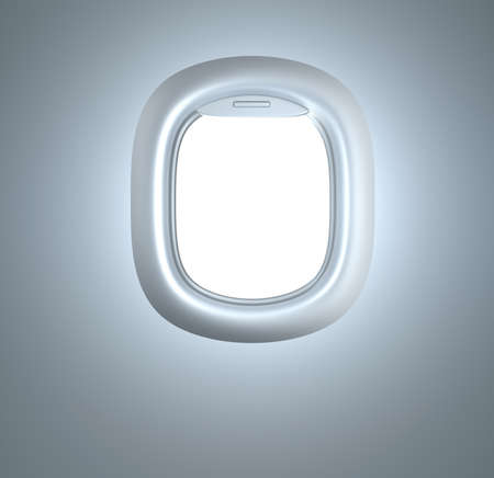 illuminator: Porthole  Plane illuminator  In white colors