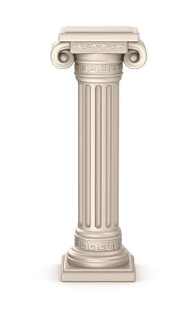 roman column: Ancient pillar